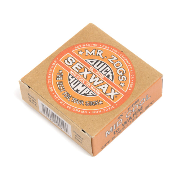 Sexwax Quick Humps Orange